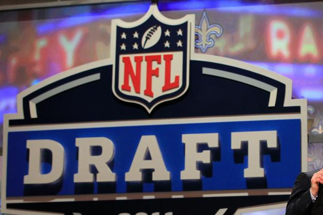 2012 NFL Mock Draft: 5 First-Round Shockers