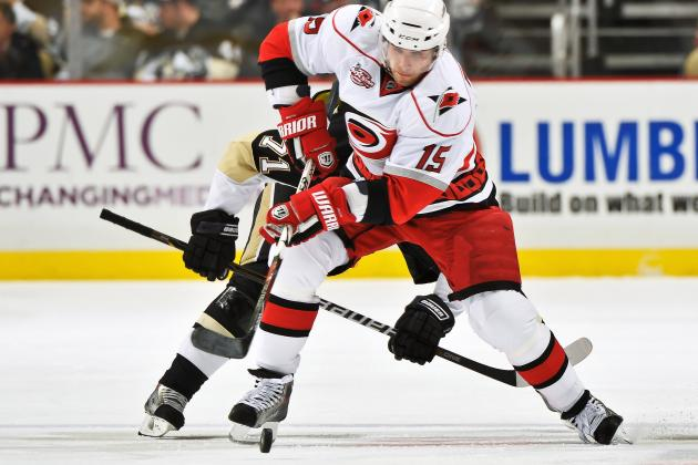 Tuomo Ruutu Trade Rumors: Which Teams Are Targeting the Hurricanes Forward?