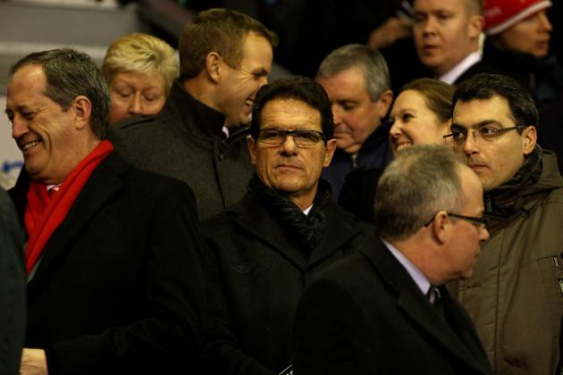 Fabio Capello Resigns: 5 Reasons This Kills England's Chances at Euro 2012
