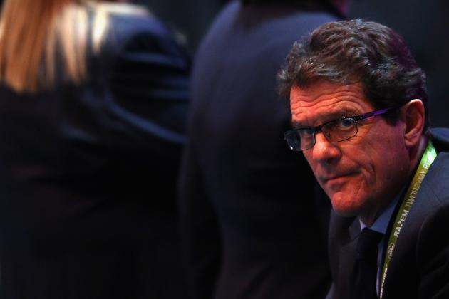 Fabio Capello: 5 Reasons England's Euro 2012 Hopes Are Now Gone