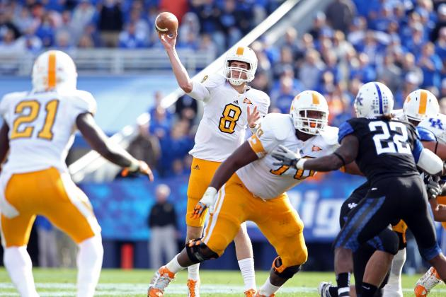 Tennessee Volunteer Football: Evaluating the 2012 Recruiting Class