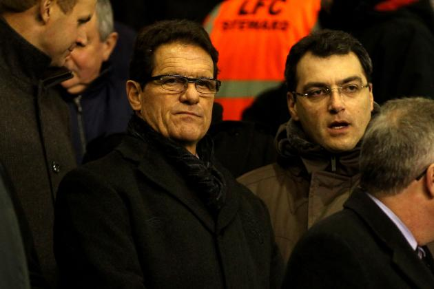 Fabio Capello Resigns: 5 Possible Candidates for England Manager Job