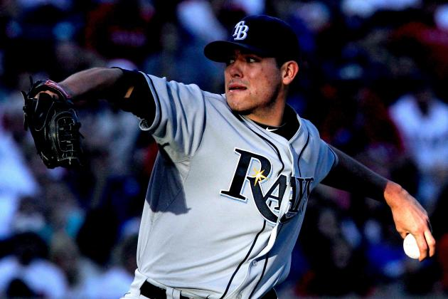 Tampa Bay Rays: Projecting the 2012 Rotation