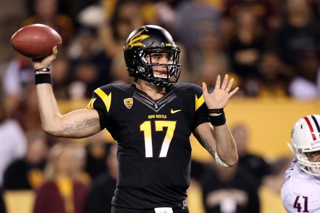 NFL Draft 2012: 5 Quarterbacks Who Could Sneak Up Draft Boards