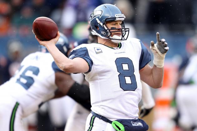 Seattle Seahawks: Pick an NFL/NCAA Signal-Caller—Any Quarterback