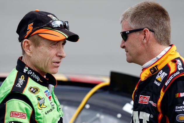 NASCAR Sprint Cup: 5 Drivers Trying to Remain Relevant in 2012