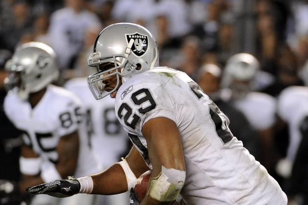 2012 NFL Free Agents: Michael Bush and 5 Others the New York Jets Must Target
