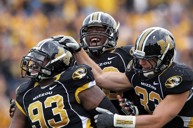 Missouri Football: 5 Most Important Players for the Tigers in 2012