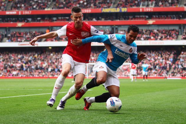 Sunderland vs. Arsenal: 5 Keys to a Gunners Victory
