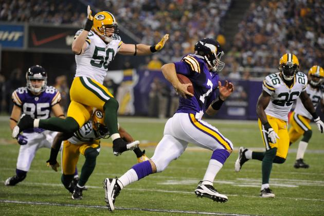 2012 Minnesota Vikings: How .500 Is Possible