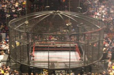 WWE Elimination Chamber 2012: Ranking the Coolest Cage Match Variations