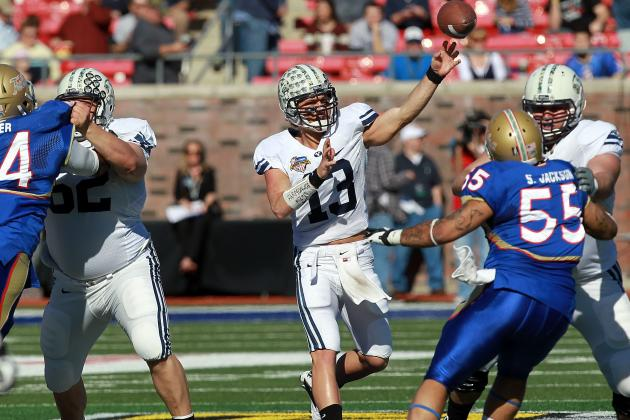 BYU Football: The Offseason 'To Do' List for the Cougars
