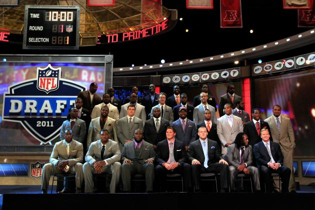 2012 NFL Draft: Predicting the Biggest Busts in the First Round