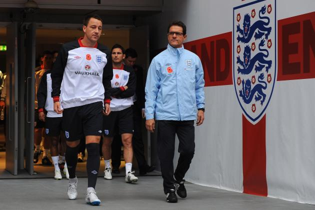 Fabio Capello Resigns: 6 Lessons To Learn from His Support of John Terry