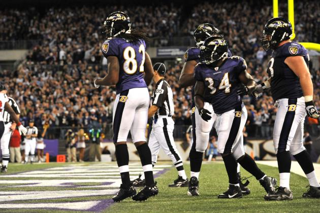 NFL Free Agency 2012: 5 RBs the Ravens Should Target