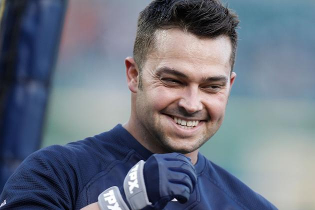 New York Yankees' 2012 Season Outlook: Nick Swisher
