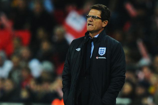 Fabio Capello Quits England: Winners and Losers