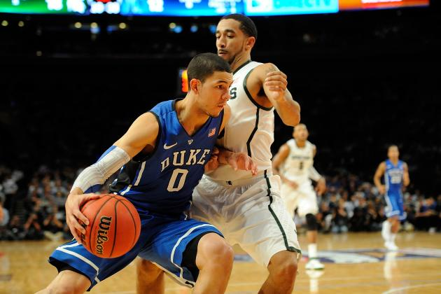 Austin Rivers and the 10 Best Freshmen in College Basketball