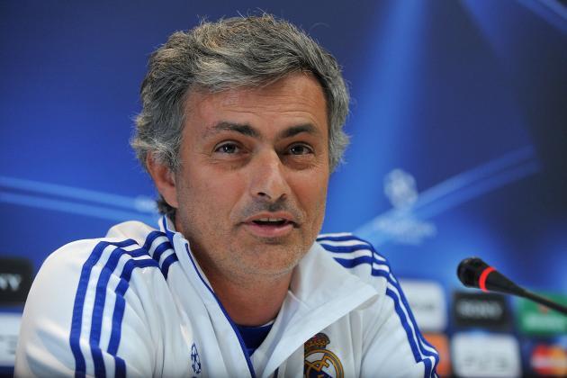 Jose Mourinho: 5 Reasons He Should Be England's Next Manager