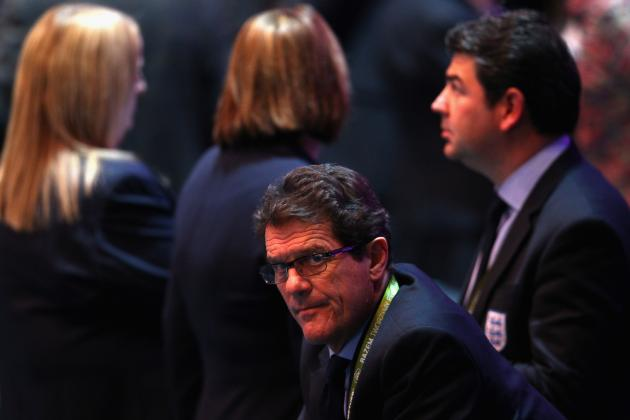 Fabio Capello Resigns: 5 Other Jobs for Which He Should Be in the Running