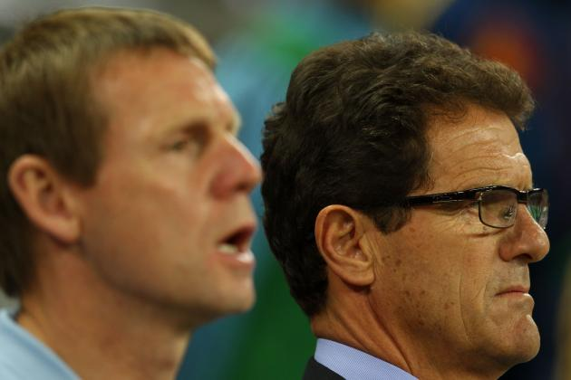 10 Reasons Stuart Pearce Must Not Succeed Capello for England
