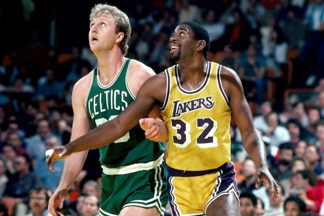 Lakers-Celtics and Most Storied Rivalries in the NBA