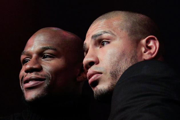 Floyd Mayweather vs. Miguel Cotto: The First in Mayweather's 154-Pound Trilogy
