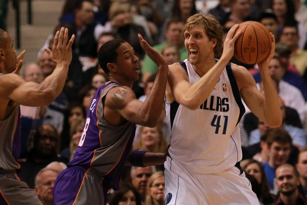 NBA All-Star Roster 2012: Dirk Nowitzki and Slumping Stars Who Don't Belong