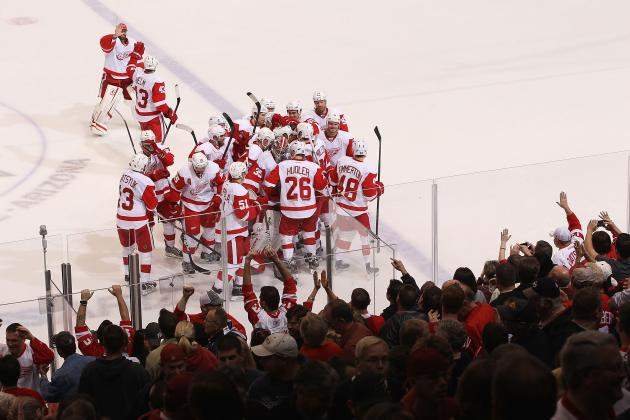 Detroit Red Wings: 5 Reasons for Fans to Worry