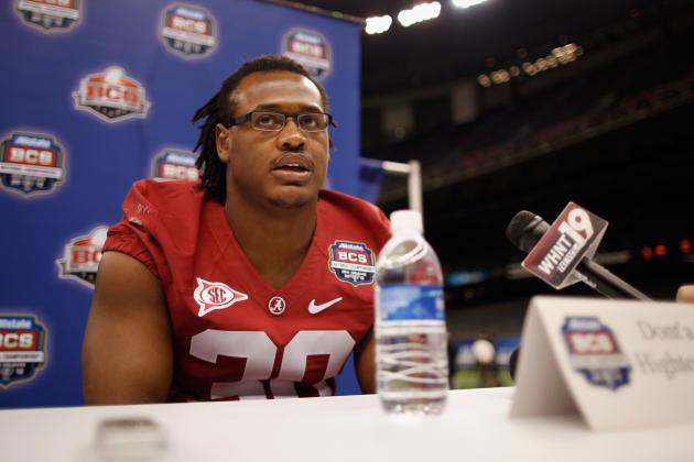 Alabama Football: 5 Players Who Wont Be Drafted as High as They Should Be