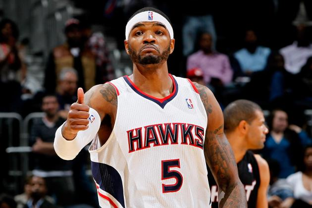 NBA All-Star Rosters 2012: Ranking the Biggest All-Star Snubs