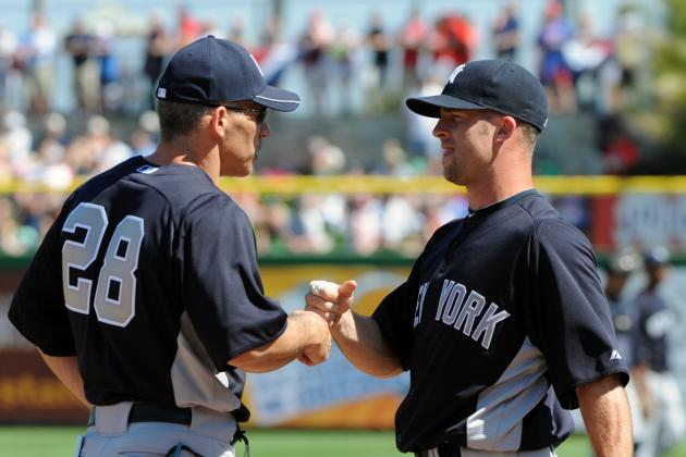 2012 MLB Spring Training: 6 New York Yankee Players to Watch