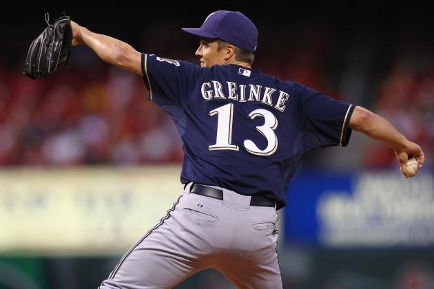 MLB Trade Rumors: 5 Contenders Who Could Target Zack Greinke This Season