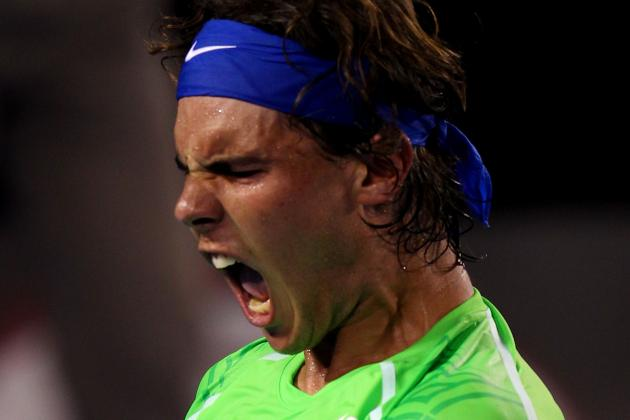 Top 10 Shots and Points of the 2012 Australian Open