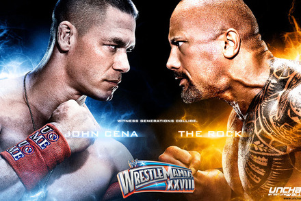WWE WrestleMania 2012:  12 Reasons No One Cares About the Rock vs. John Cena