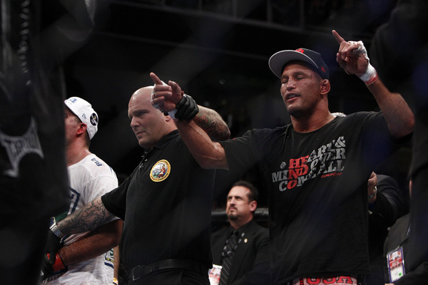 4 Fights for Dan Henderson to Take Next