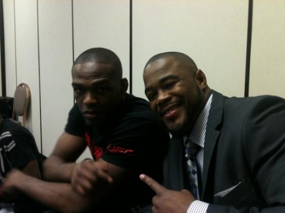 UFC 145: Recalling the History Between Jon Jones and Rashad Evans