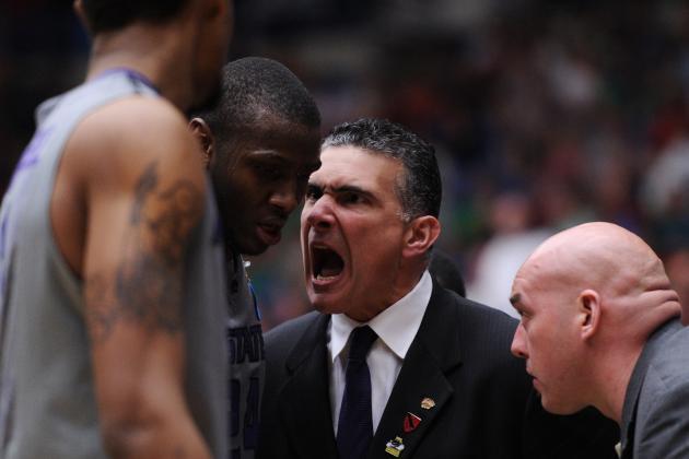 College Basketball's 10 Most Intense Personalities