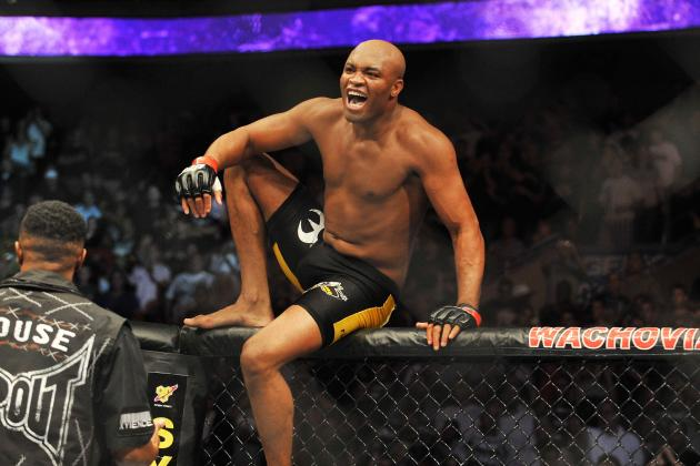 Anderson Silva: Top 10 Threats to Silva's UFC Middleweight Title in 2012