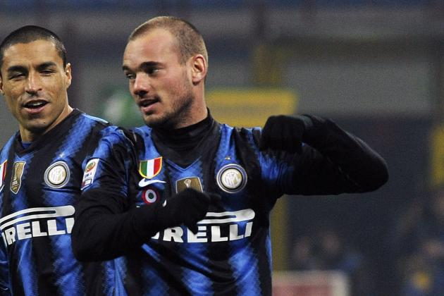 Wesley Sneijder: Why He Should Give the Premier League a Try