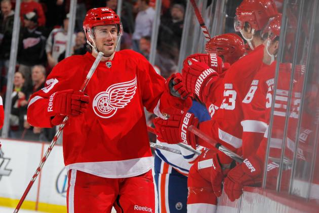 Detroit Red Wings: 10 Keys to Sustaining Success During Second Half of 2011-12