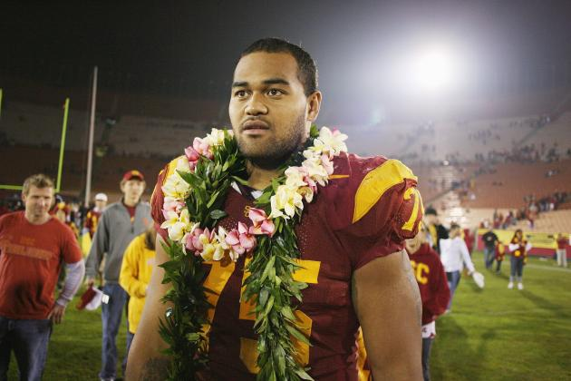 NFL Draft 2012: Ranking the 10 Best Offensive Tackles in the Class