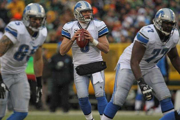 Predicting Starters at Every Position for Detroit Lions in 2012