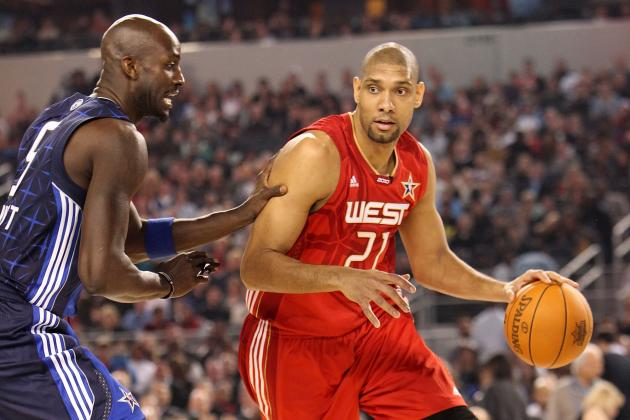 2012 NBA All-Star Game: 5 Players Who Will Be Missed at All-Star Weekend