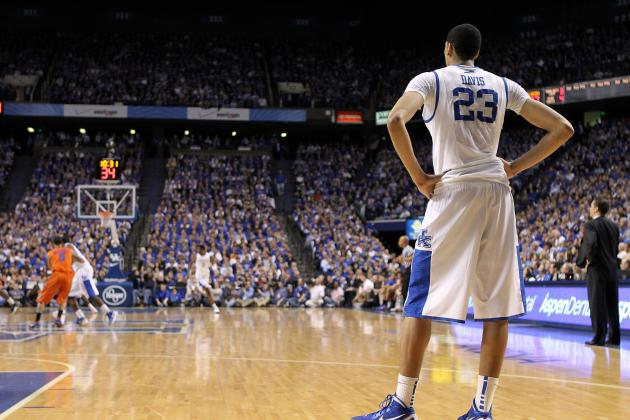 2012 NBA Draft: Lottery Mock Draft