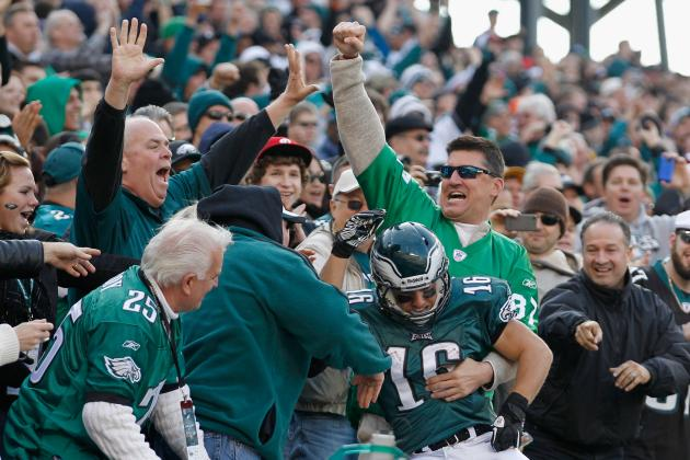 2012 NFL Free Agents: 5 Players the Philadelphia Eagles Should Target