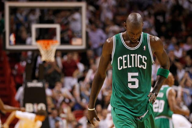 Kevin Garnett and 7 Players Who Have Nothing Left