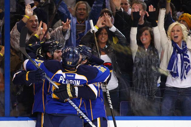 5 Most Improved NHL Teams During the 2011-2012 Season