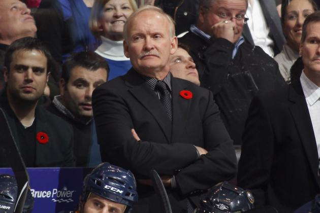 4 Reasons Why Lindy Ruff's Injury Is a Blessing in Disguise