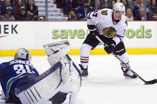 Chicago Blackhawks: 5 Forwards They Could Trade For